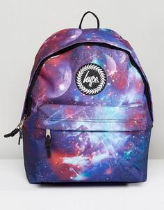 Рюкзак с фиолетовым принтом Hype - Фиолетовый