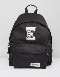 Черный рюкзак Eastpak x New Era PakR 24 л - Черный