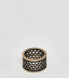 Кольцо Reclaimed Vintage Inspired эксклюзивно для ASOS - Золотой