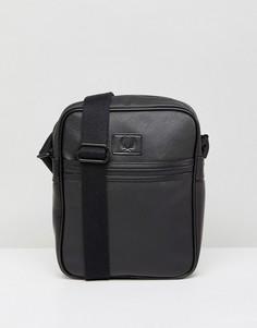 Черная сумка для авиаперелетов Fred Perry - Черный