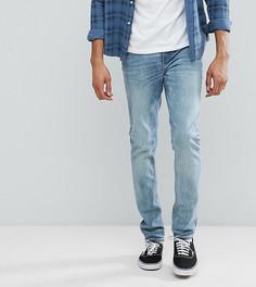 Узкие синие джинсы Cheap Monday TALL - Синий