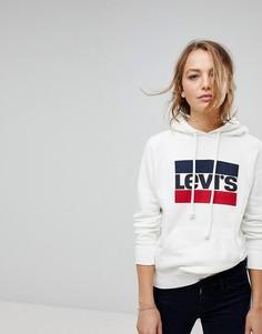 Худи с логотипом Levis - Белый Levis®