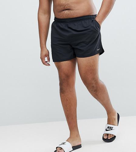 Черные короткие шорты для плавания Nike Plus Volley NESS8830-001 - Черный