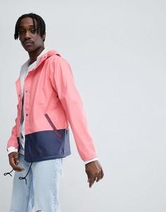 Спортивная куртка с капюшоном Herschel Supply Co - Розовый