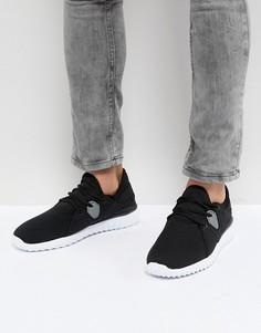 Черные кроссовки Brave Soul Morton - Черный