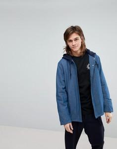 Джинсовая куртка Primitive - Синий