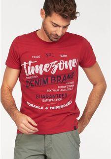 Футболка Timezone