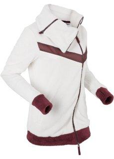 Куртка из уютного флиса (кремовый) Bonprix
