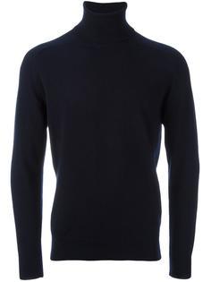 свитер с высокой горловиной Ami Alexandre Mattiussi