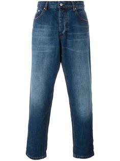 свободные в бедрах джинсы Ami Alexandre Mattiussi