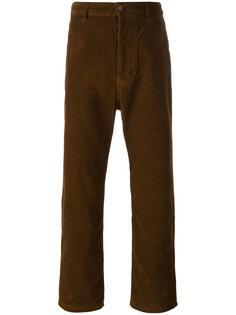 вельветовые брюки Ami Alexandre Mattiussi