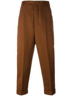объемные брюки Ami Alexandre Mattiussi
