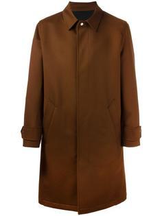 однобортное пальто Ami Alexandre Mattiussi
