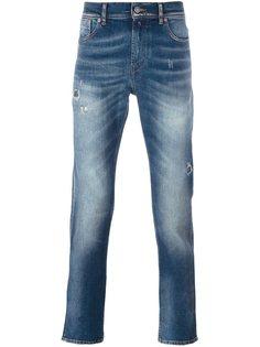 джинсы кроя слим 7 For All Mankind