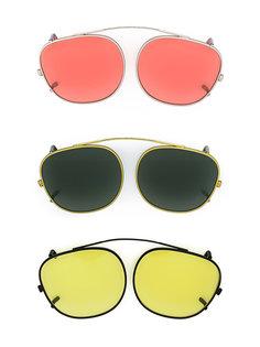 солнцезащитные очки Drive Package  Moscot