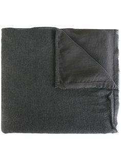 многослойный платок с бахромой по краям Kristensen Du Nord