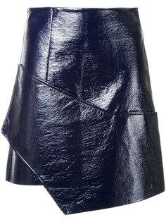 юбка с запахом Christopher Esber