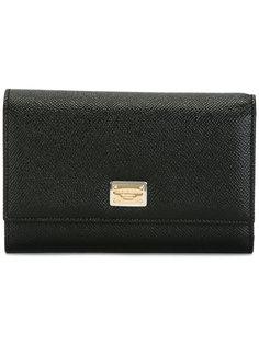 складной кошелек Dolce & Gabbana