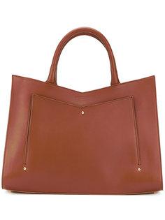 сумка-тоут с эффектом гармошки Sara Battaglia