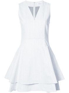 расклешенное многослойное платье Derek Lam 10 Crosby