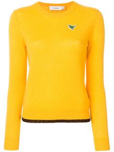 свитер с круглым вырезом Coach