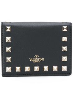 кошелек с заклепками Valentino