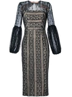 кружевное платье Lou Lou Rebecca Vallance