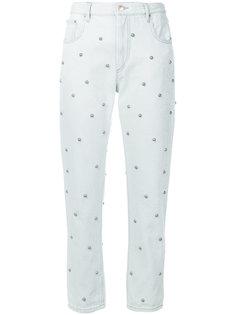 джинсы с заклепками  Isabel Marant Étoile