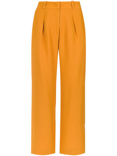 Dudu cropped trousers Egrey