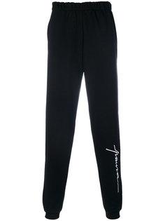 спортивные брюки с логотипом Paura