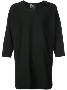 wide T-shirt  Osklen