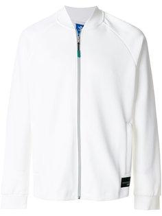 свитер на молнии Adidas