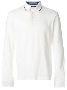 футболка-поло с длинными рукавами Hackett