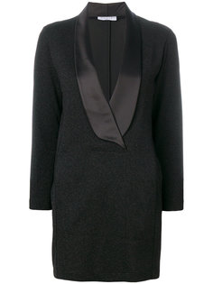 короткое платье-смокинг Gaelle Bonheur