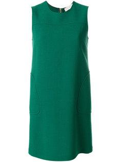 платье мини с молнией сзади  LAutre Chose