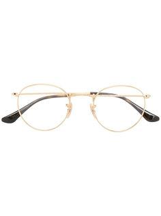 очки с круглой оправой Ray-Ban