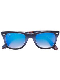 """солнцезащитные очки с оправой """"вай-фарер"""" Ray-Ban"""