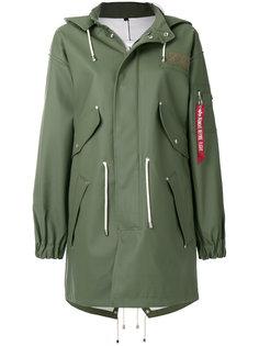 пальто с капюшоном  Stutterheim