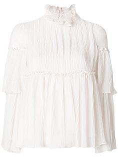 ярусная блузка  See By Chloé