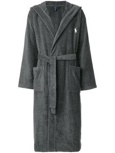 халат оверсайз с капюшоном  Polo Ralph Lauren