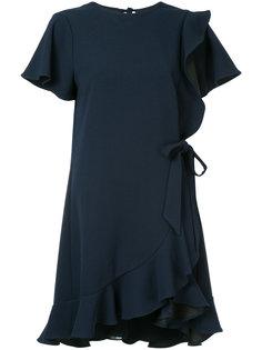 Hamptons Swing Ruffle dress Rebecca Vallance
