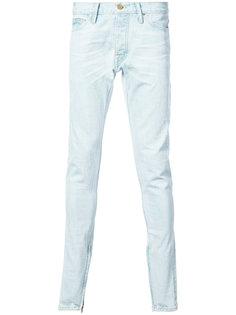 джинсы кроя скинни Fear Of God