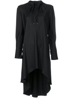 платье с неравномерным подолом Giorgio Armani