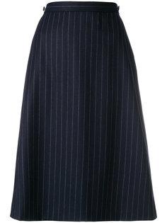 юбка А-образного силуэта в полоску A.P.C.
