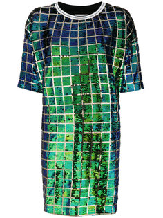 платье-футболка с пайетками  Essentiel Antwerp