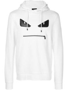 Bag Bugs eyes hoodie Fendi
