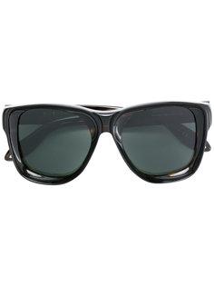 объемные солнцезащитные очки Givenchy Eyewear