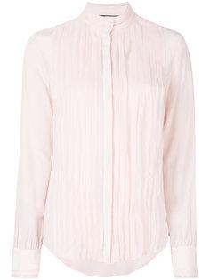 плиссированная рубашка Karl Lagerfeld