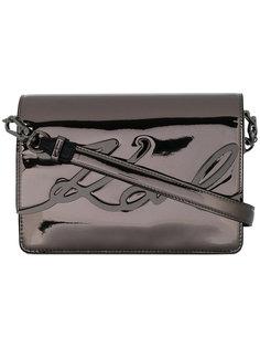 сумка на плечо K/Signature Karl Lagerfeld