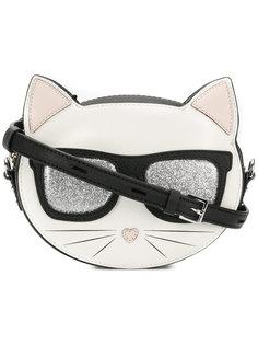 сумка через плечо Karl Ikonik Karl Lagerfeld
